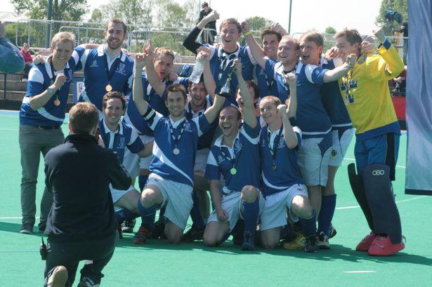 Men's 1st XI crowned National Champions