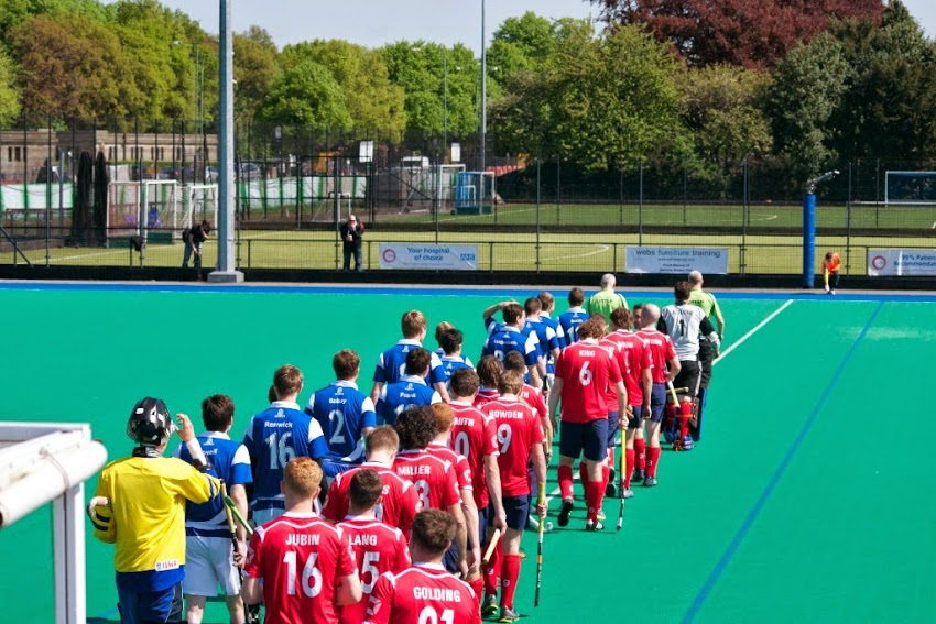 Camberley and Farnborough Hockey Club – Men's​ 1X